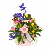 Bright coloured Arrangement